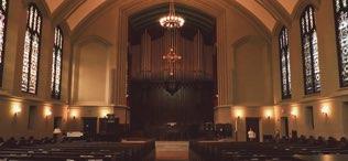 First Presbyterian Church – Durham, North Carolina