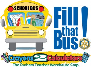 "Announcing the 2019 ""Fill that Bus"" campaign"