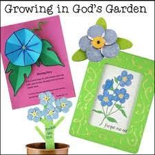 Growing in God's Garden