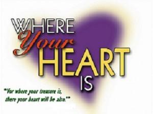 Treasure - heart