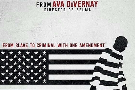 "Invitation to a screening of ""13th"" – Sunday, December 3"