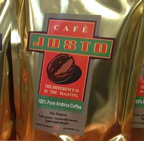 Cafe Justo available at FPC